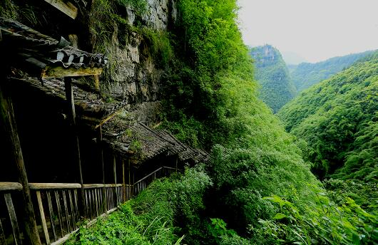 Qianbuti (Endless Stairs)